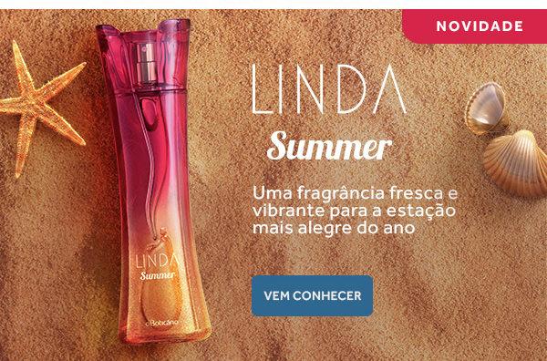 Lançamento Linda Summer